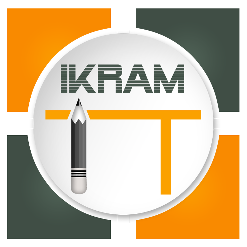 Ikram-IT Logo